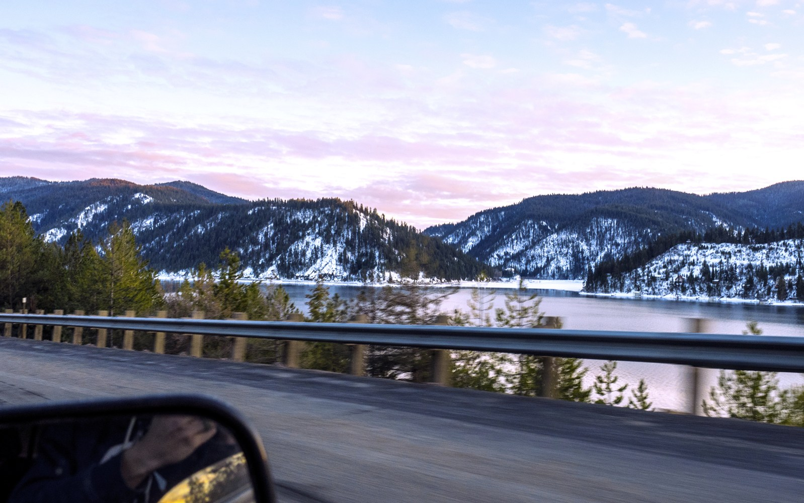 road trip to Wallace Idaho