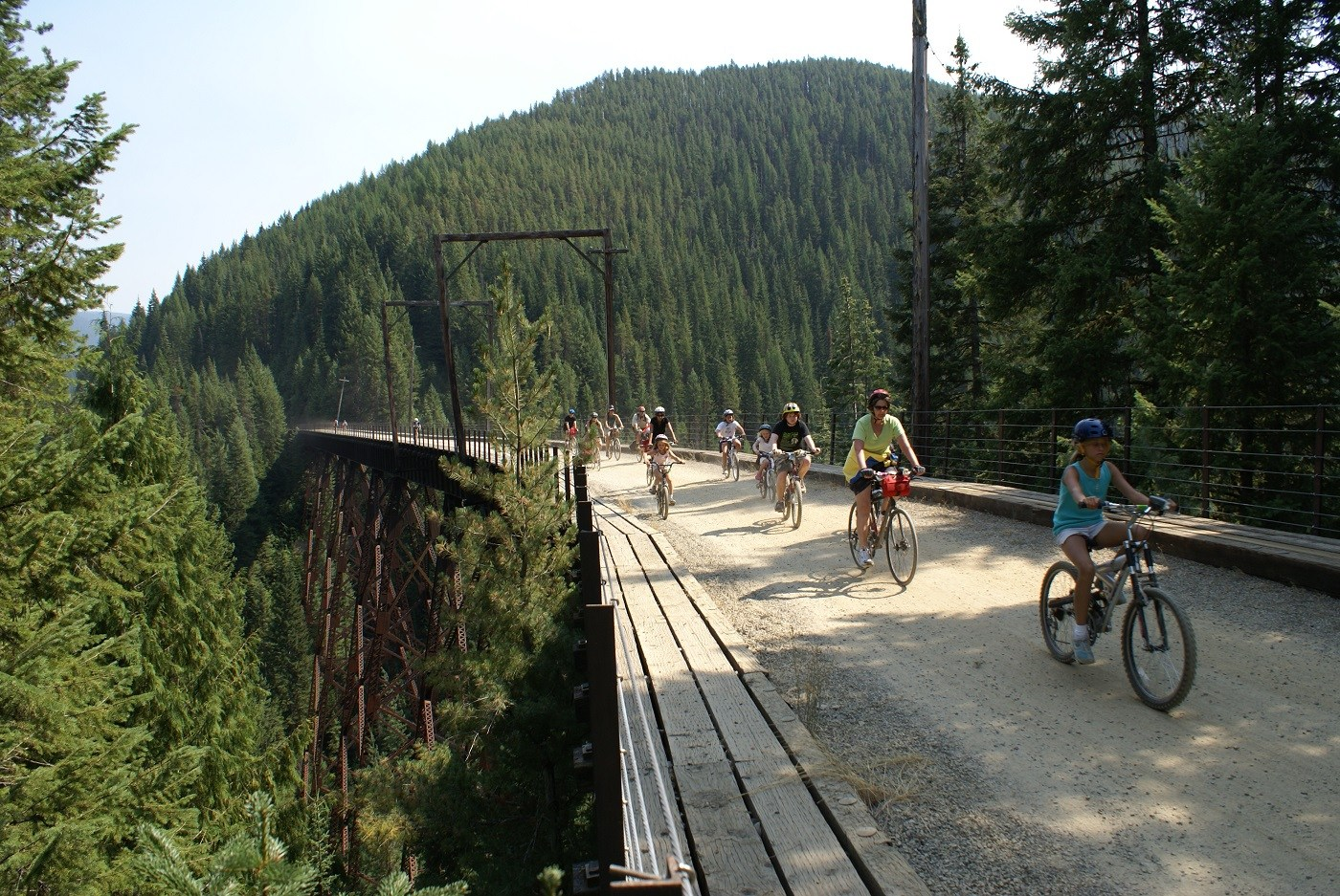 Wallace Idaho Hiawatha Best Ski Towns To Visit In The Summer