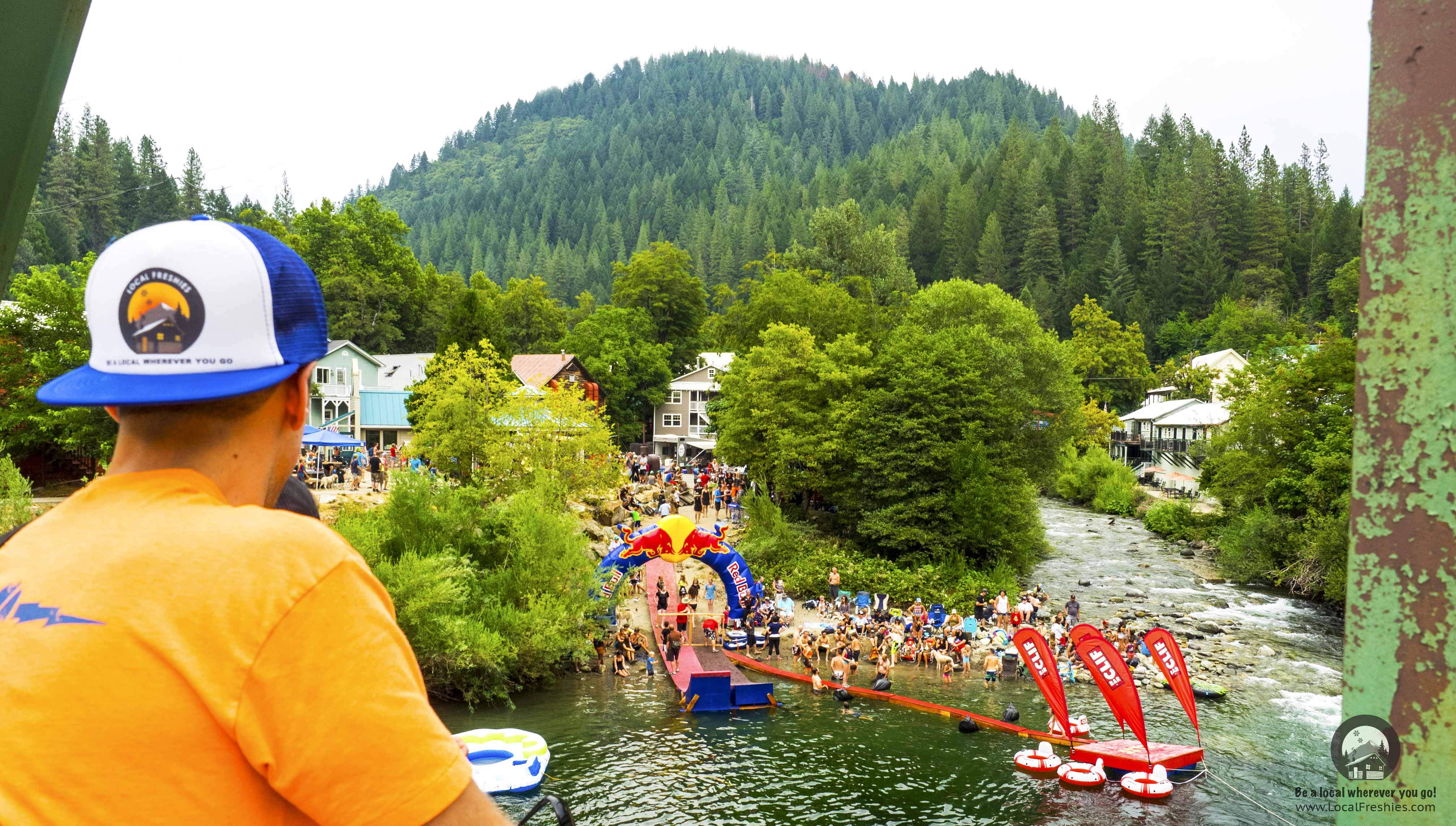 Downieville Classic Mountain Biking Event