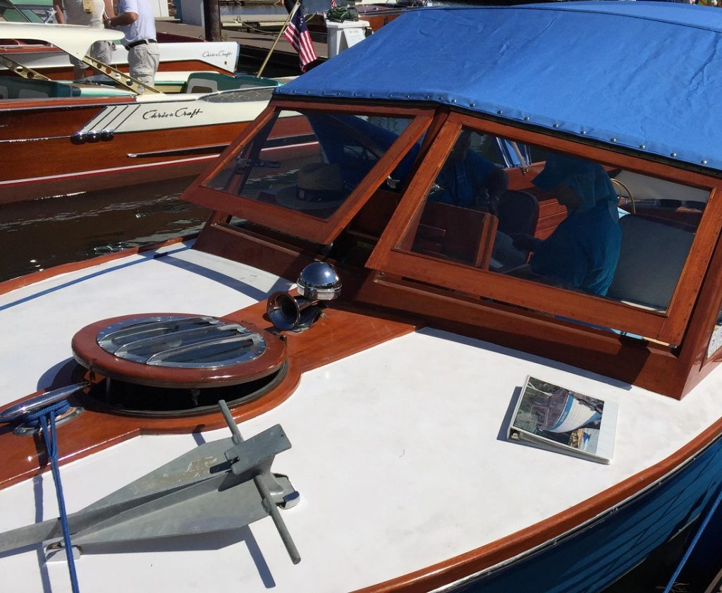 Vintage Boat Season Is Upon Us Concours Delegance Roars Off