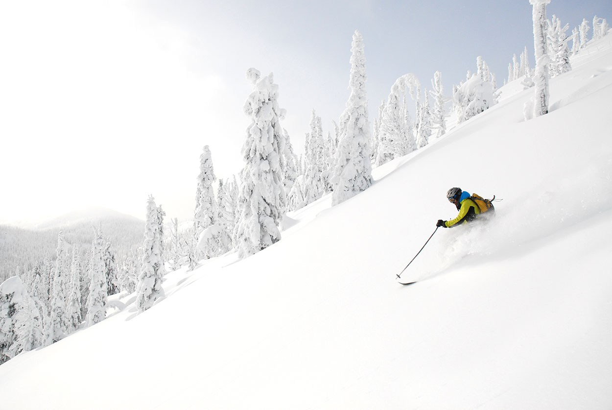 Ski Resorts That Aren't On Epic Or Ikon Red Mountain Resort Powder Highway