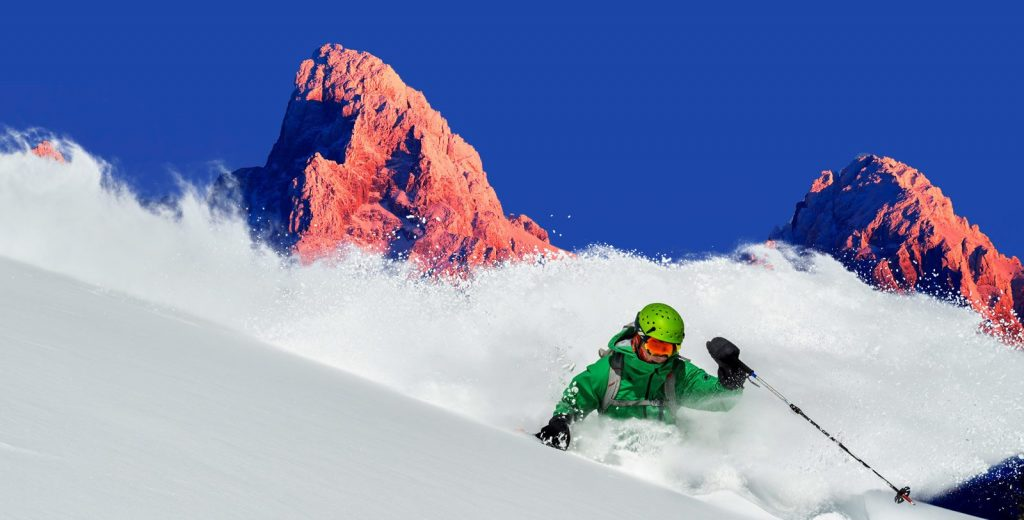 Ski Resorts That Aren't On Epic Or Ikon Grand Targhee Tetons