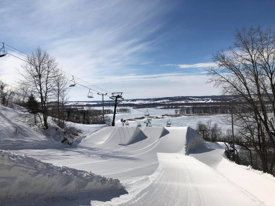 Chestnut Mountain Resort Midwest Ski Resort Guide