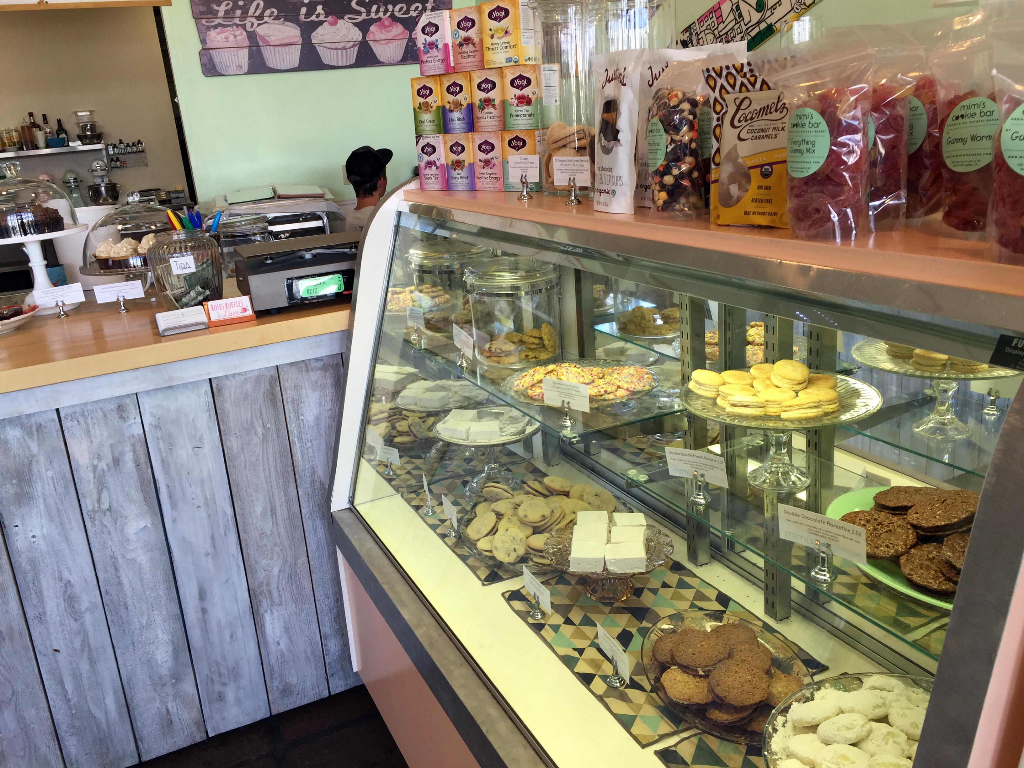 Dessert'd Organic Bake Shop Mammoth Lakes California