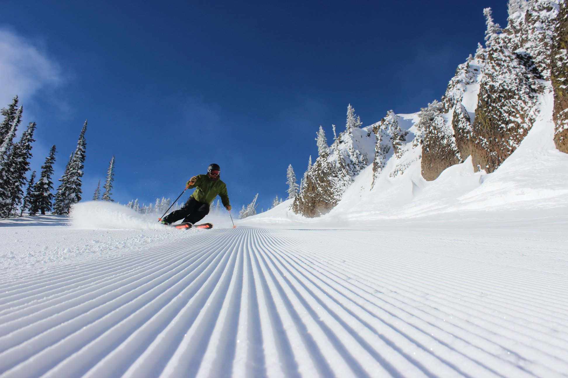 Most Affordable Ski Resorts In North America corduroy Mission Ridge Washington
