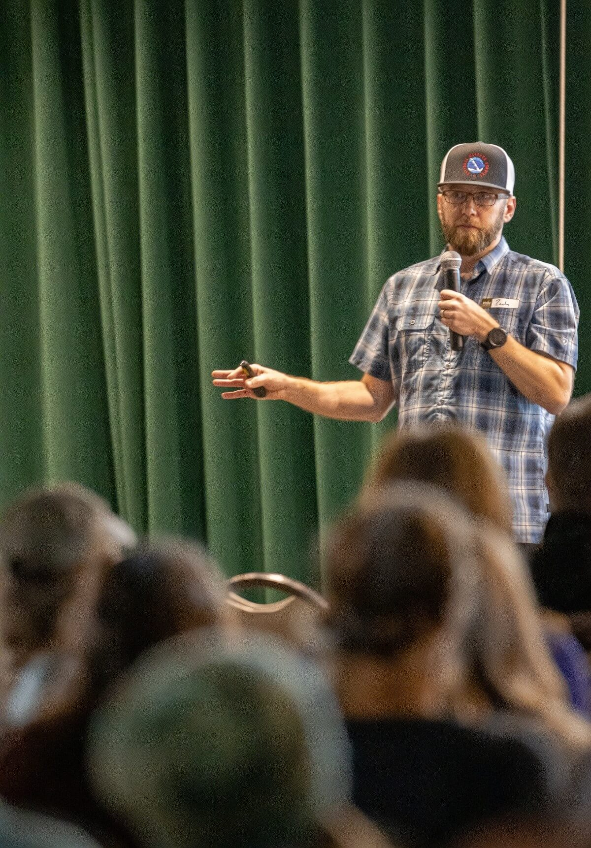 California Avalanche Safety Course Workshop Zach Tolby 2019