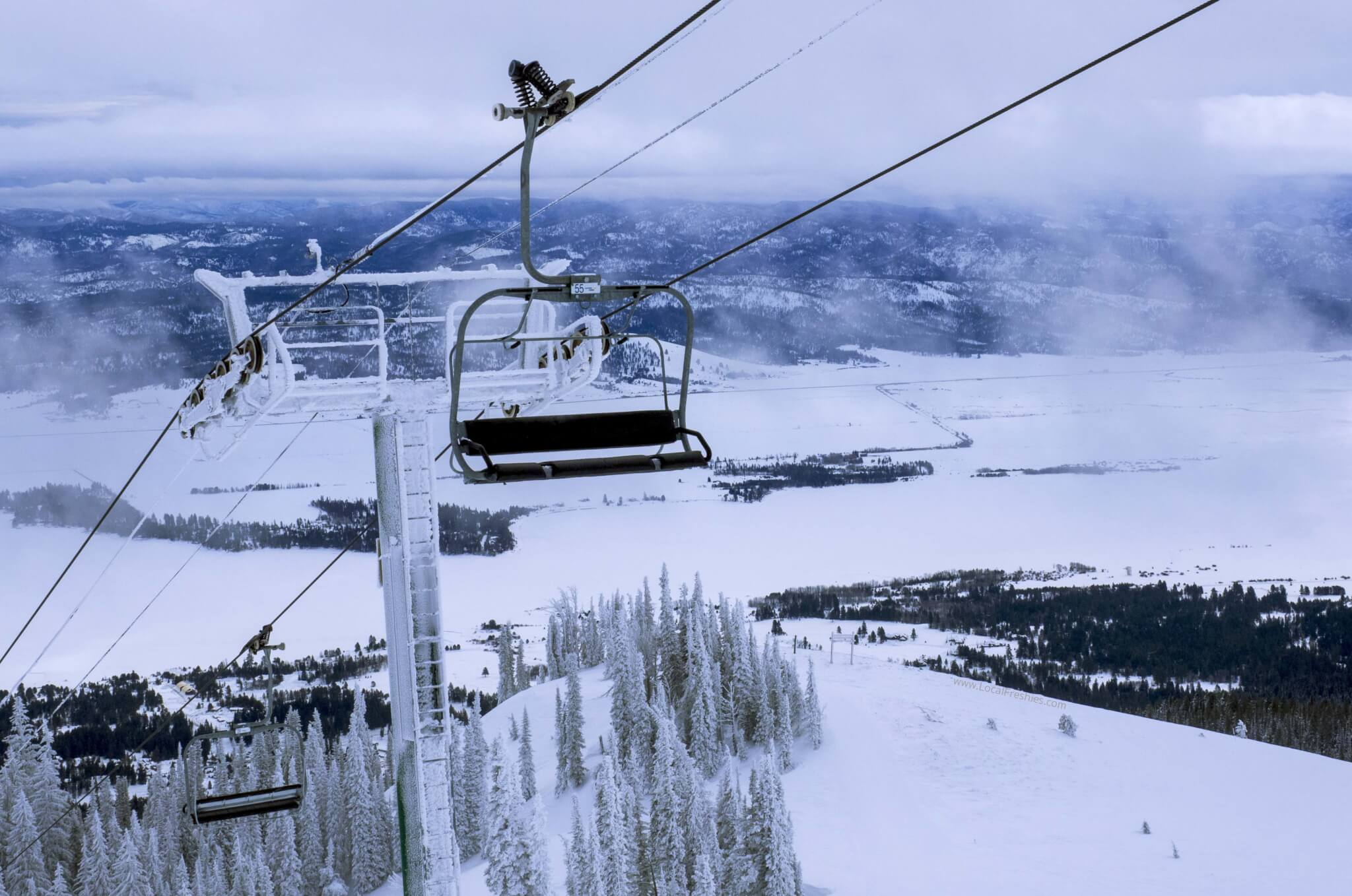Tamarack Best Idaho Ski Resorts