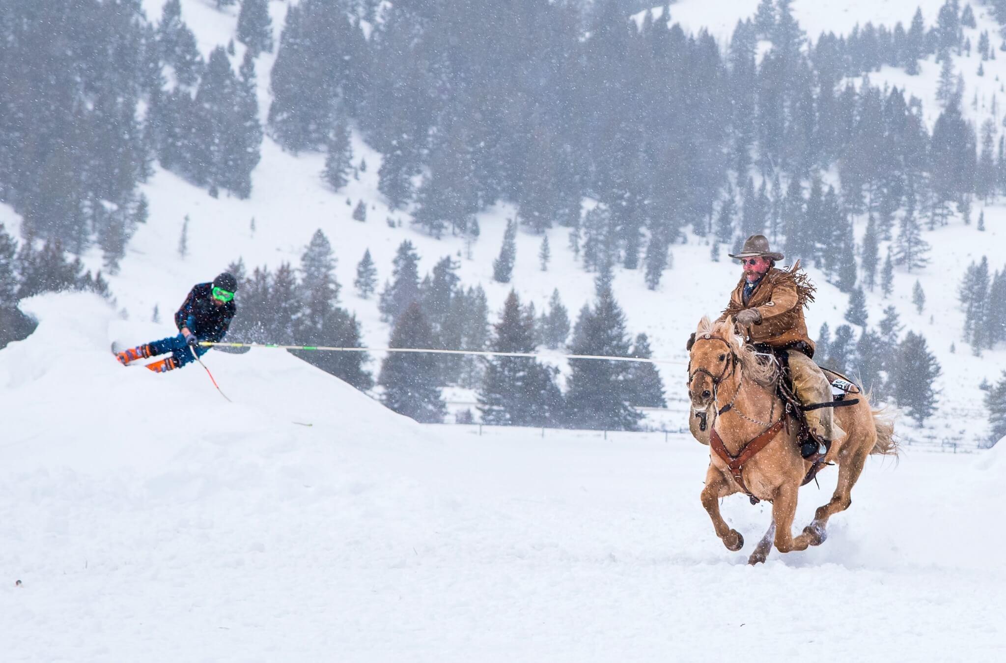Skijor USA Skijoring