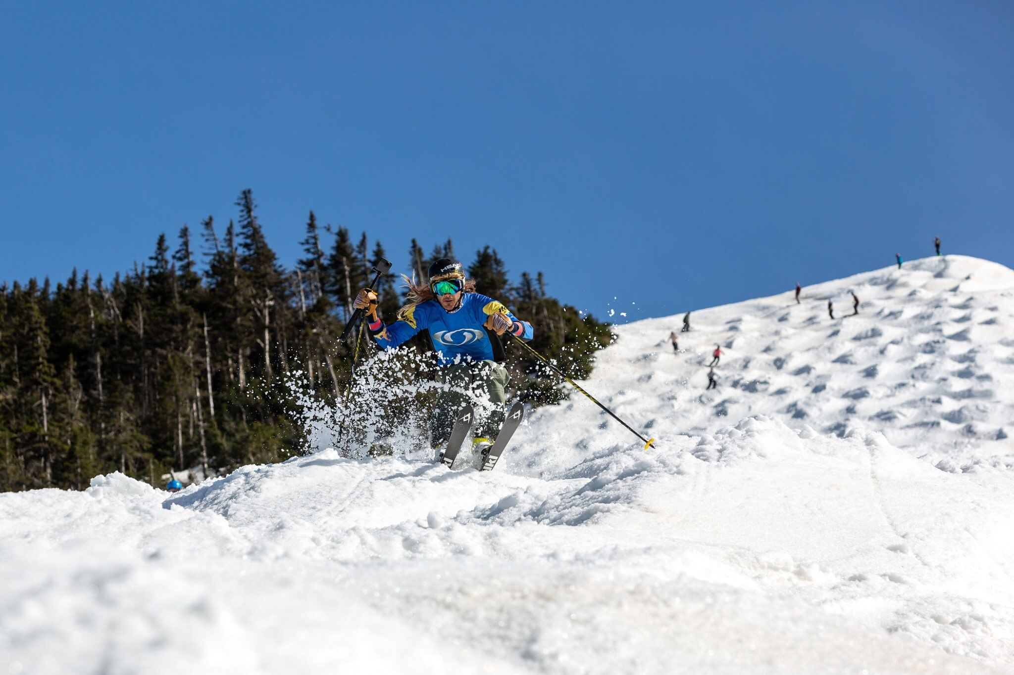 best spring skiing in the US Killington Vermont