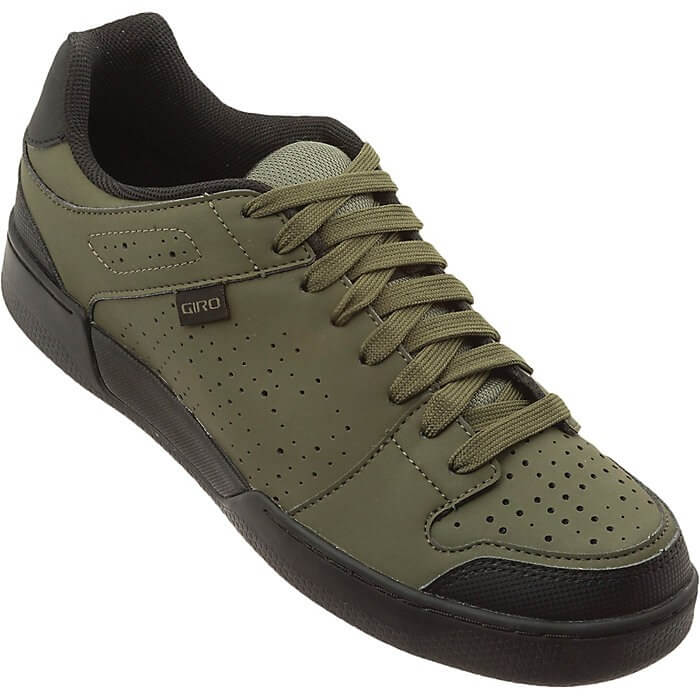 best mtb flat shoes for platform pedals the olive Giro Jacket II