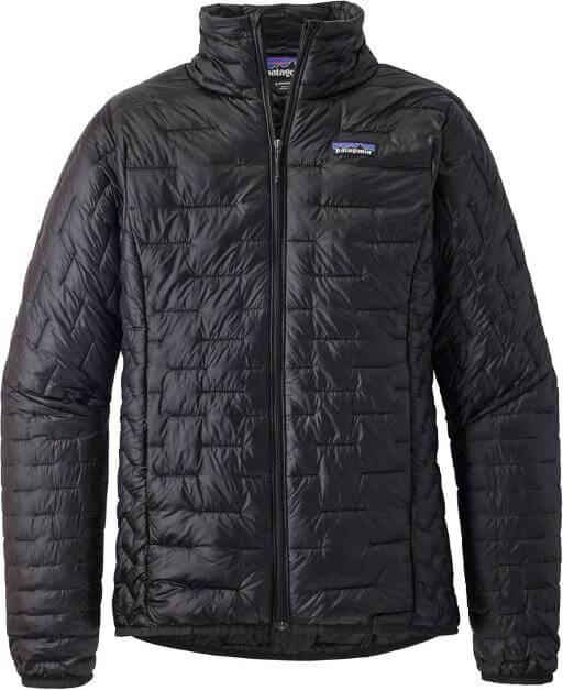 Patagonia Puff Jacket essential for what to wear skiing