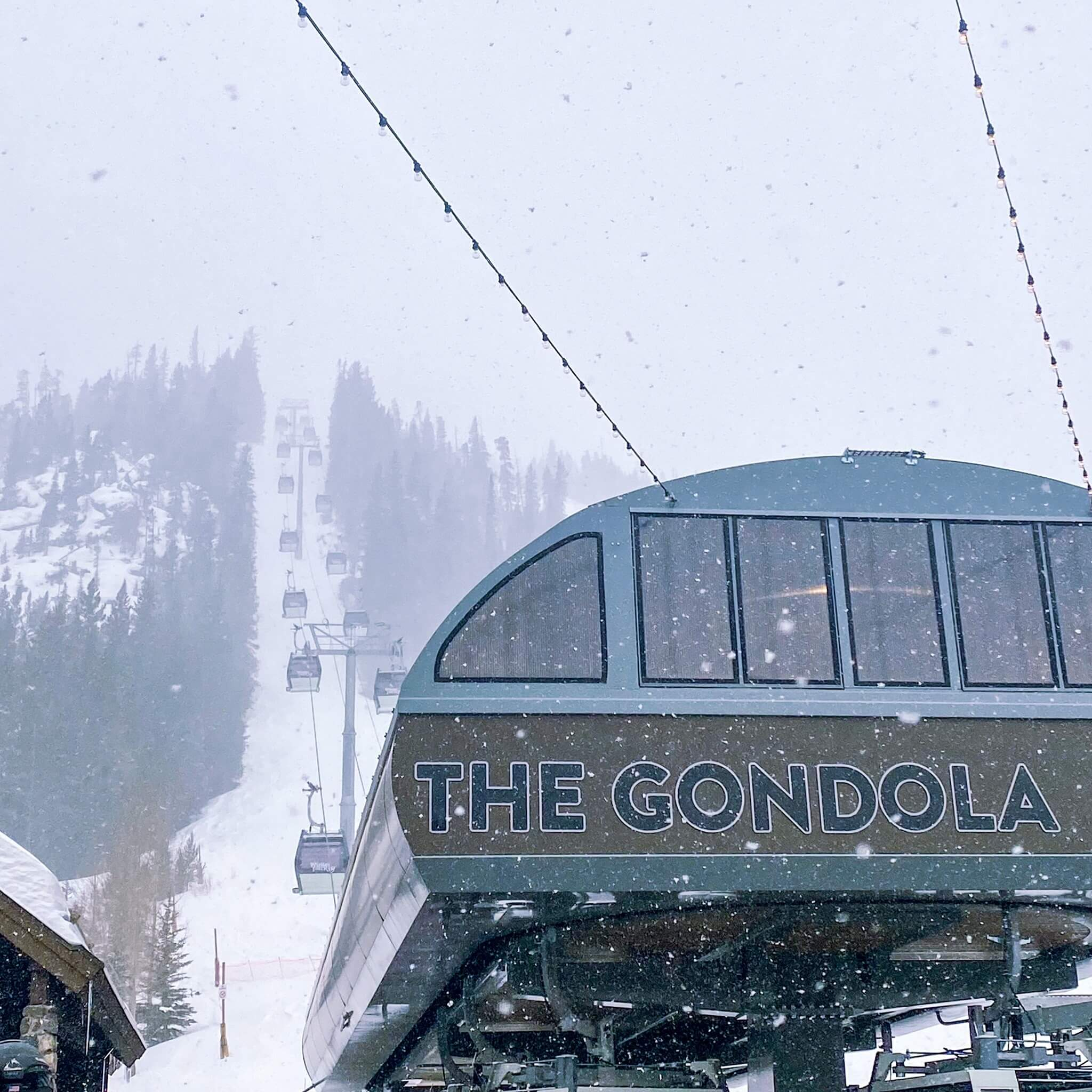 skiing in March at Winter Park Resort means powder