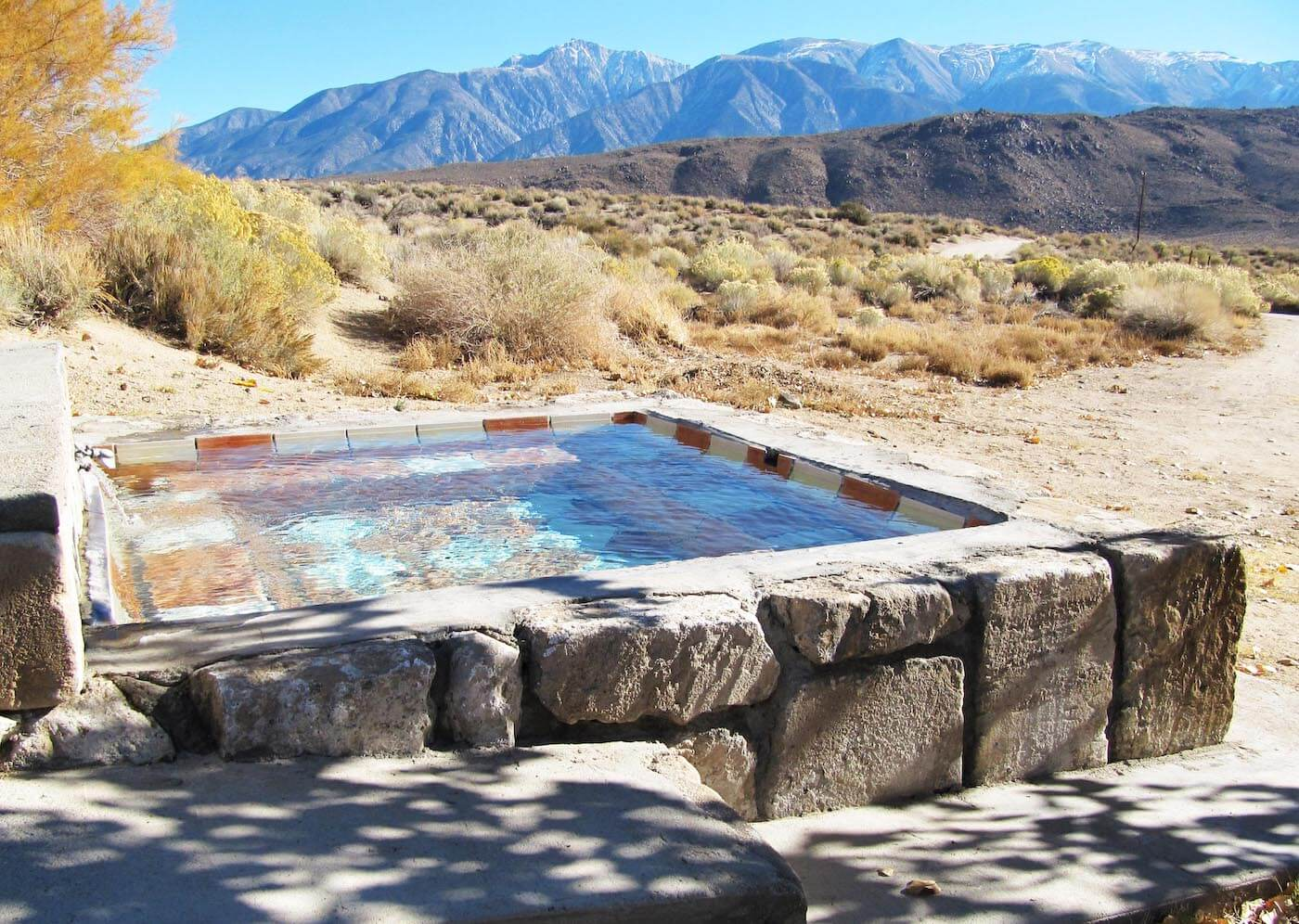 best hot springs resorts in the US
