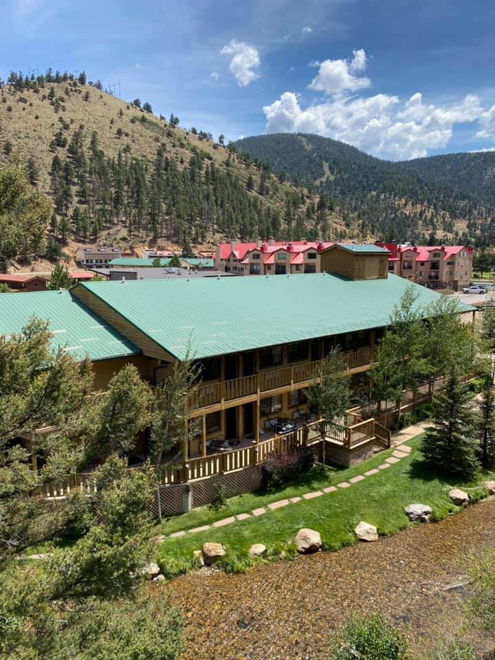 Best Western Rivers Edge Red River New Mexico