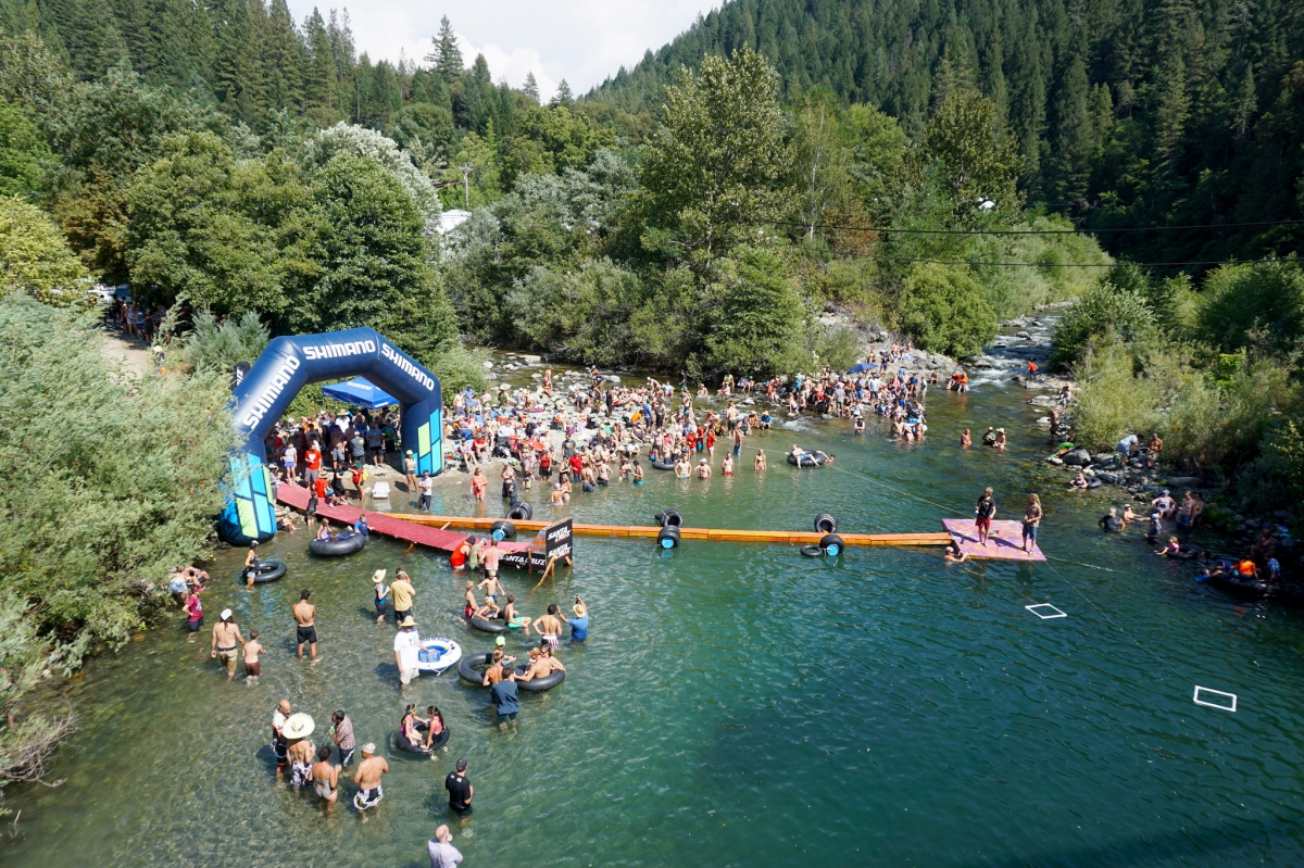 Downieville 2015 Overview - Ben Fish